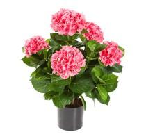 Umělá Hortenzie Pink 53cm