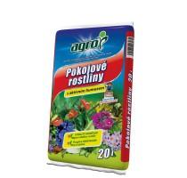 Agro substrát pro pokojové rostliny 20 litrů