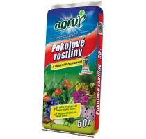 Agro substrát pro pokojové rostliny 50 litrů