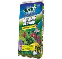 Agro substrát pro okrasné dřeviny 50 litrů