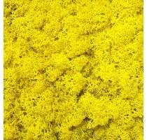Stabilizovaný Norský mech Lemon Yellow 500g