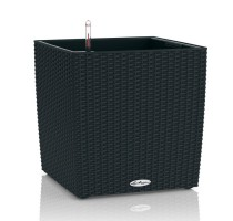 Lechuza Cube Cottage 50 Black komplet