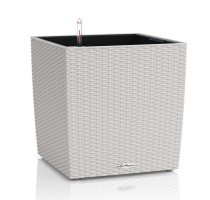 Lechuza Cube Cottage 50 Light Grey komplet