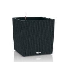 Lechuza Cube Cottage 30 Black komplet