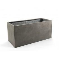 D-lite truhlík L Natural Concrete 100x50x50cm