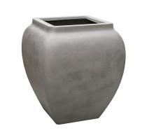 Alegria Water Jar Square Grey 65x65x75cm