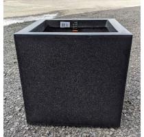 Capi Lux krychle černá 50x50x50cm