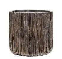 Lite Universe Waterfall Cylinder Bronze 23x22cm