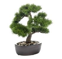 Umělá bonsaj Pinus 32cm