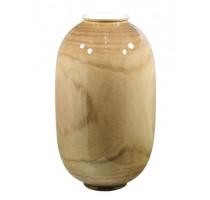 Váza Woody Vase Shiny 28x46cm