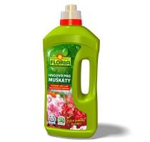 Floria pro muškáty a jiné balkonové květiny 1 litr
