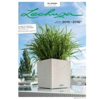 Katalog květináčů Lechuza 2016