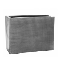 Fiberstone truhlík vysoký Grey 100x45x100cm